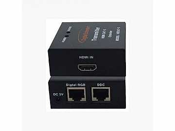 HDMI to CAT-X Extender(Transmitter/Receiver)Kit by Digital Extender