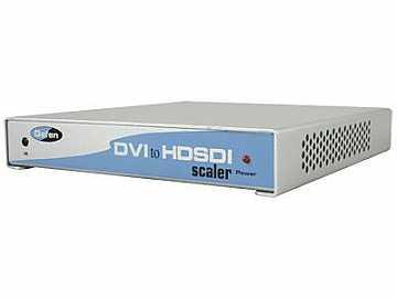 EXT-DVI-2-HDSDISSL Dvi To Hd-Sdi Scaler Box by Gefen
