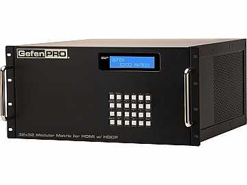 GEF-HDFST-MOD-32432-HDELR 32x32 Modular Matrix for HDMI w/ HDCP (ELR-POL) by Gefen