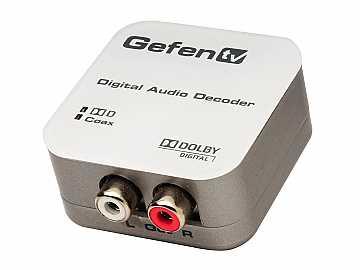 GTV-DD-2-AA TV Digital to Analog Decoder by Gefen