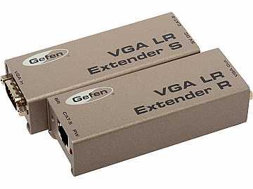 EXT-VGA-141LR VGA/Component Video Extender(Receiver/Sender) Kit  Up to 330ft by Gefen