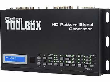 GTB-HD-SIGGEN GefenToolBox HDMI/VGA Pattern Signal Generator by Gefen