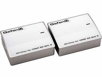 GTV-WHD-60G Wireless for HDMI 60 GHz Extender (Receiver/Sender) Kit by Gefen