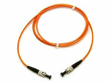 CST-OM2-500 500m ST-to-ST Fiber Optic Multimode OM2 50/125M cable by Hall Research