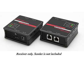 UH-2D-R HDMI over Dual UTP Extender (Receiver) by Hall Research