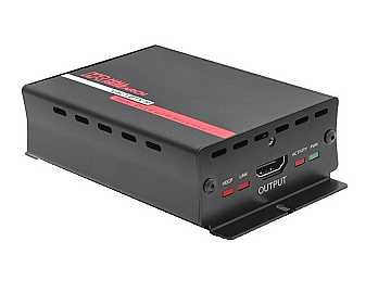 UH-1BTX-R HDMI over UTP Extender (Receiver) with HDBaseT by Hall Research