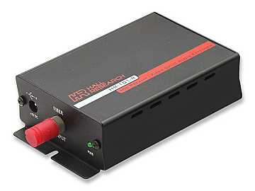 HR-101-R Microphone and Line-Level Audio Extender Receiver by Hall Research