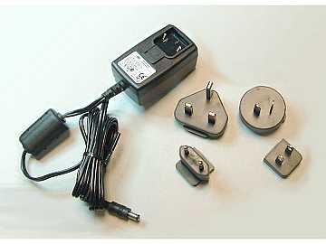 511-3A-161WP05 5v DC Power Supply with International Plug Kit by Hall Research