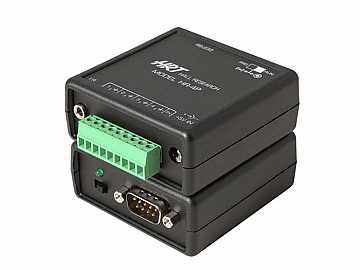 HR-4P RS-232 Serial Device with Digital I/O IR Play and Learn by Hall Research