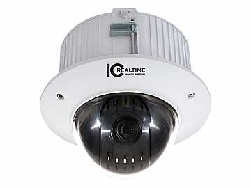 AVS-4112C 1 Mpixel Indoor 720P Hd-Avs 12X Optical Recessed Ptz Camera by ICRealtime