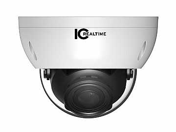 AVS-D2218Z 2 Mp 1080P Water/Vandal Resist Dome Hd-Avs Camera 90Ft Ir by ICRealtime