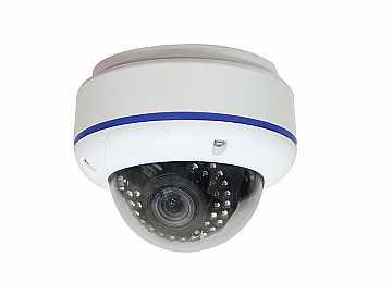 EL-470 600TVL (Color)/630TVL (Black/White) Elite Night Vision Dome by ICRealtime