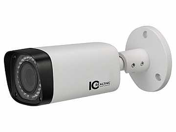 ICIP-B3730 3 MP IP CAMERA IR BULLET H.264/JPEG POE 2.8-12MM LENS/IP66 by ICRealtime