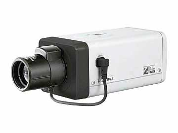 ICIP-S1300WDR BOX STYLE 1.3 MP PoE WDR HD Network Camera by ICRealtime
