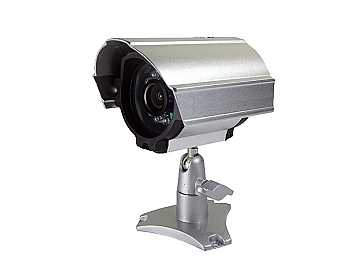 ICR-100 INDOOR/OUTDOOR 420TVL Weatherproof Color IR Camera by ICRealtime