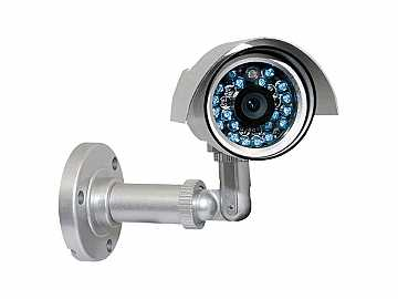 ICR-150 480TVL Weatherproof Color IR Bullet Camera by ICRealtime