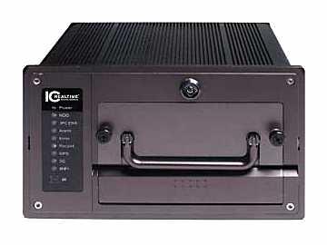 NVR-M704G 4 Ch Mobile Nvr W 120/120 Fps At 2Mp 1080P/500 Gb Hd by ICRealtime