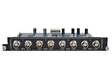 MOD-OT-SDI 4-Output SDI card for Modular matrix by KanexPro