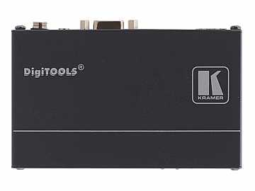 TP-580TXR 4K/60 4x2x0 HDMI HDCP 2.2 Transmitter with RS-232/IR over Extended-Reach HDBaseT by Kramer