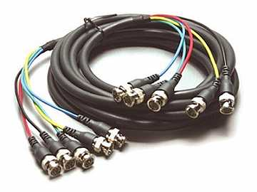 C-5BM/5BM-75 5 BNC RGBHV Mini Coax Cable 75ft by Kramer