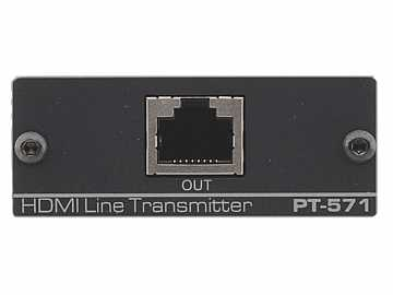 PT-571 HDMI over Twisted Pair Transmitter by Kramer