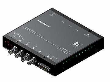 VP-792 Multi-Format to DVI/HDMI Scaler with Warp/HQV/Edge Blend by Kramer