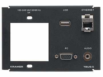T5F-1S 1 Power Socket Slot by Kramer