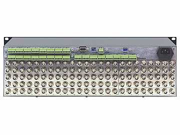 VP-1608 16x8 RGBHV and Balanced Stereo Audio Matrix Switcher by Kramer