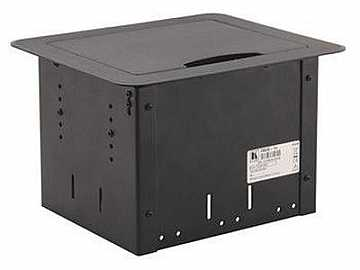 TBUS-3xl(B) Table Mount Modular Multi-Connection Solution/Black by Kramer