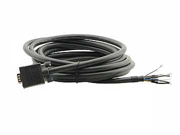 C-GM/XL-150 15-pin HD to Open End Installation Cable with EDID 150ft by Kramer