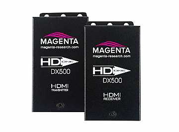 2211114-02 HD-One DX500 HDMI UTP Extender (Transmitter/Receiver) Kit 500 feet by Magenta Research