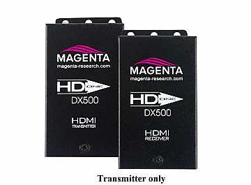 2211121-01 HD-One DX500 HDMI UTP Extender (Transmitter) 500 feet by Magenta Research