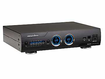 M5400-PM Max 5400 Power Management w Voltage Regulation/2RU/11 Outlets by Panamax