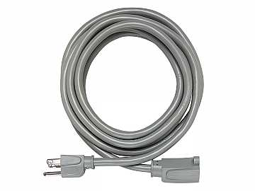 GEC1410 15A 14AWG Extension Cord/10 Ft/Grey by Panamax