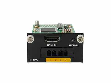 HT1000 HDMI to 4 LC Fiber Full HD Extender (Transmitter) by PureLink