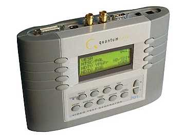 701A Video Test Generator by Quantum Data