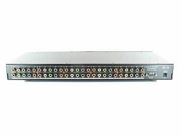 SB-5582 8x2 Component Video / Analog Audio Matrix Switch by Shinybow