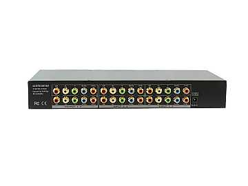 SB-5470M 4x2 COMPONENT VIDEO HDTV MATRIX ROUTER w/RACKMOUNT BRACKET by Shinybow