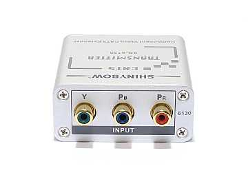 SB-6130T CAT5 - COMPONENT VIDEO (YPbPr) HDTV Extender (Transmitter) by Shinybow