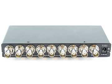 SB-3706BNC 1x8 Video(BNC) Distribution Amplifier by Shinybow