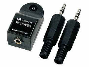 SB-100 IR Extender (Rx) w Assembly Plug by Shinybow