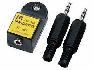 SB-101 IR Emmiter w Assembly Plug by Shinybow