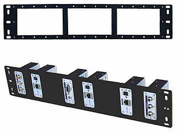 SB-6066 CAT5 Rack Mount Panel by Shinybow