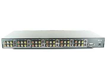 SB-5560 8x4 composite/s-video switch by Shinybow