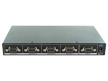 SB-1104G 1x4 VGA(RGBHV) AMPLIFIER SPLITTER by Shinybow