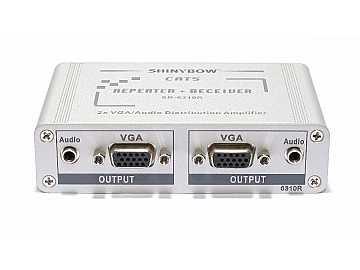 SB-6310R VGA Receiver by Shinybow