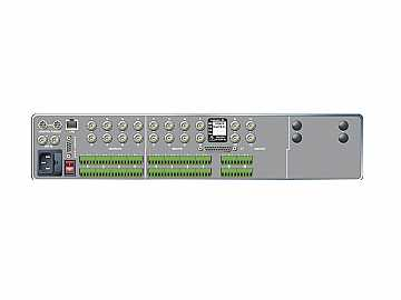 1608Sxl Lassen 16x8 Stereo Audio (2RU/LCP/IP) Matrix Switch by Sierra Video