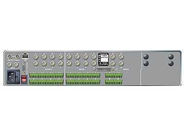 3216HDSRXL Lassen 32x16 HD/SDI w/Stereo Audio (3RU/LCP/Redun Pwr/IP) Matrix Switch by Sierra Video