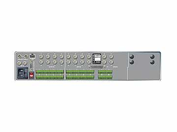 88HDEEXL Lassen 8x8 HD/SDI Video Two Channels of Balanced AES/EBU Audio (2RU/LCP/IP) Matrix Switch by Sierra Video