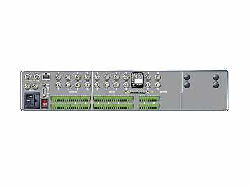 1204Vxl Lassen 12x4 Video (2RU/LCP/IP) Matrix Switch by Sierra Video